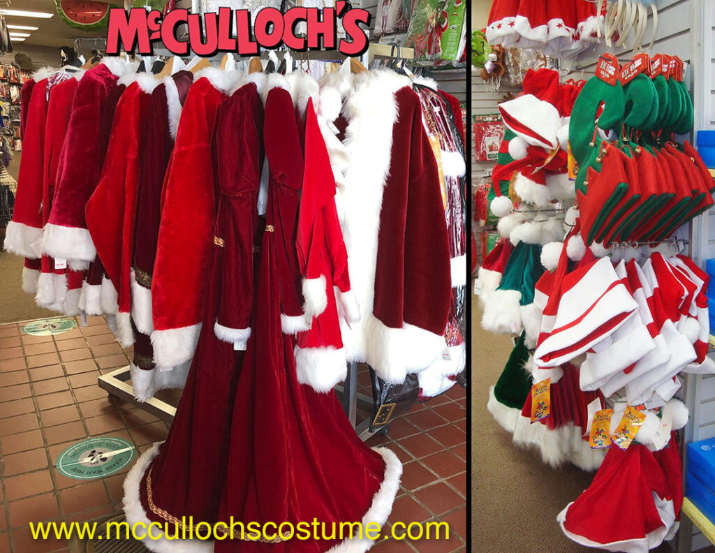Santa Costume Rental Ontario