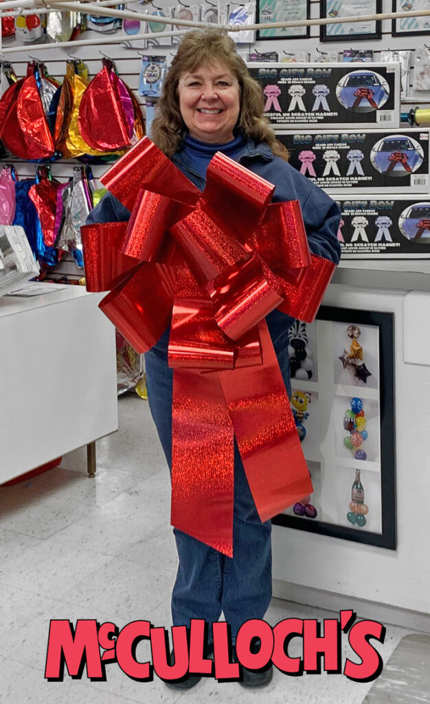 Giant Gift Bow