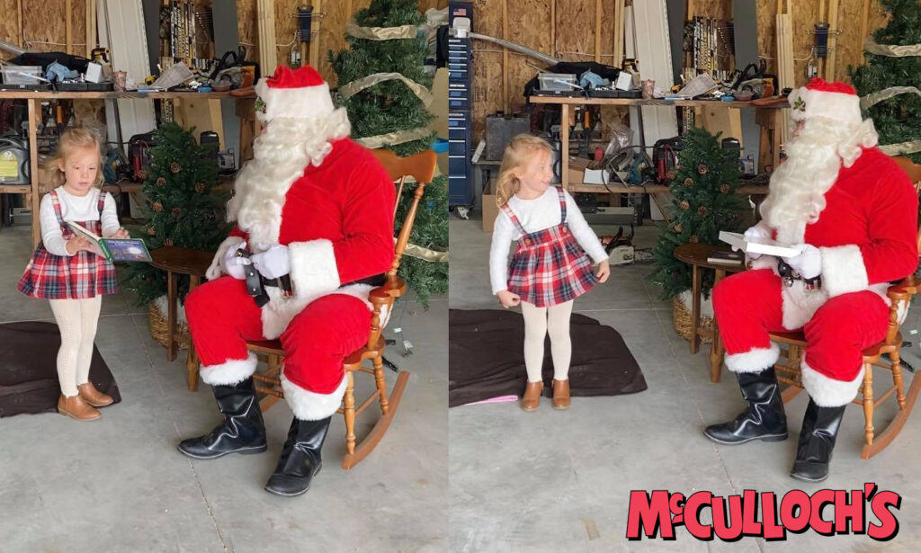 Santa Suit rentals for home use in London Ontario