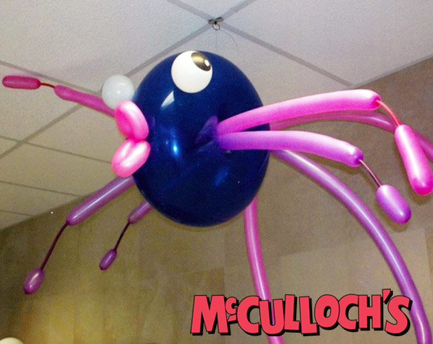 Decorative Balloon Fish