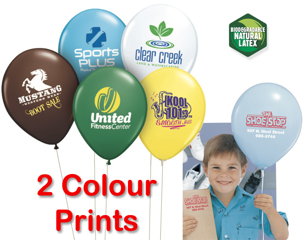 Customized Balloon Printing in London Ontario