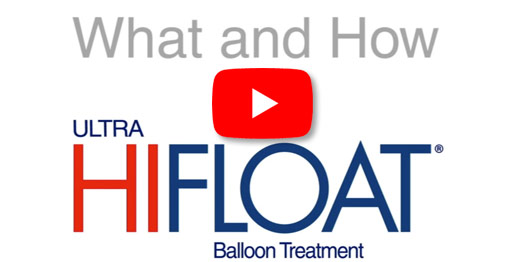 Hi Float Helium Sealant in London Ontario