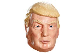 President Donald Trump Mask Canada
