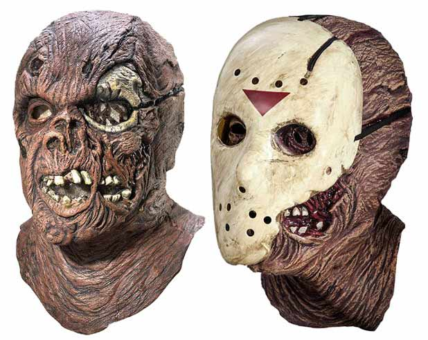 Jason Voorhees Friday the 13th part 7 Mask in Canada