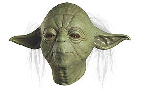 Star Wars Yoda Mask in Canada