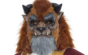 Beast from Beauty and the Beast Mask Canada