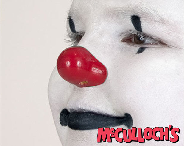 Professional quality clown noses in London, Ontario, Canada